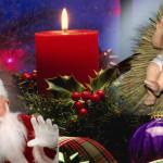 Achas que o teu filho acredita no Pai Natal?