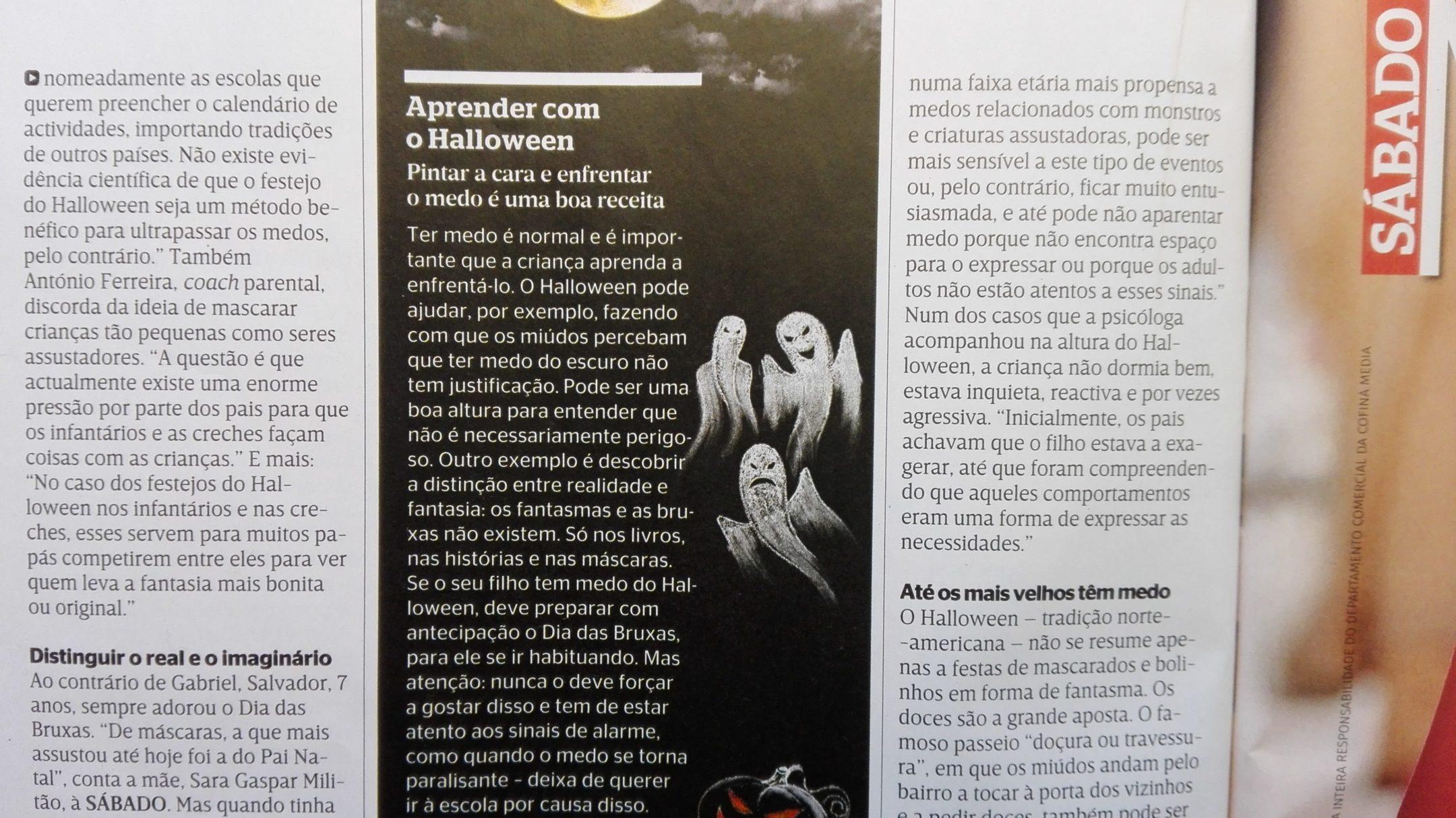 Medo do Halloween